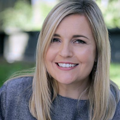 Broadcaster and publicist Charlotte Ryan