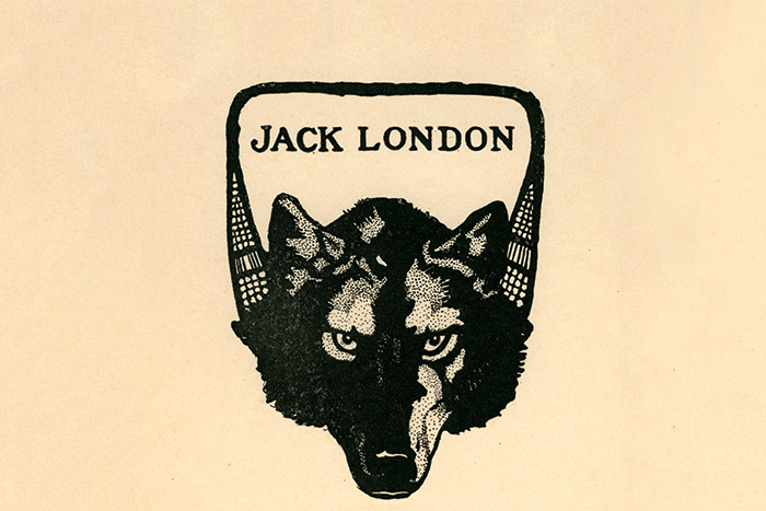 Jack London\u0027s Klondike tales are exciting, vigorous and brutal. The Call of the Wild (1903), his story about a tame dog who eventually leads a wolf pack, is one of the finest animal stories ever written, beloved by generations of readers. The book was no doubt the inspiration for his distinctive bookplate.