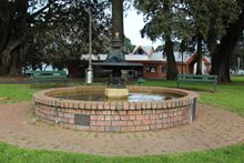 Devonport Boer War Bandstand and Fountain, Devonport, Auckland