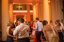 Dancing in the Grand Foyer