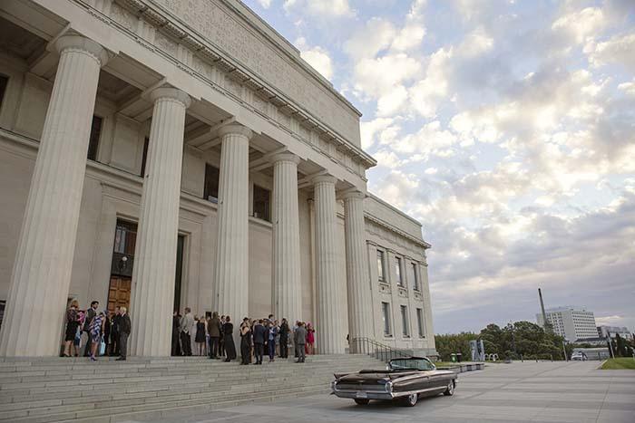 Grand Foyer Auckland Museum : Weddings venue hire auckland war memorial museum