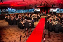 Red carpet events at Auckland Museum