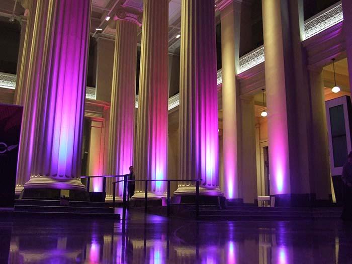 Grand Foyer Auckland Museum : Grand foyer venue hire auckland war memorial museum