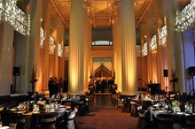 Dinner in the Grand Foyer