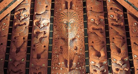 He Taonga Māori Māori Court Māori Galleries Auckland
