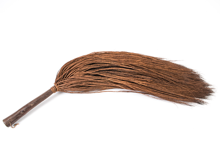 Fue (Orator's fly whisk). Sāmoa. Gifted Reverend G Brown 1878.